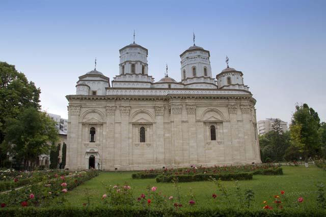 Manastirea Golia Iasi