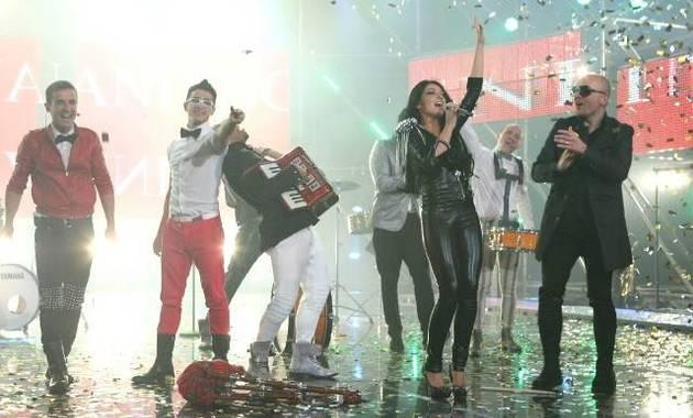 Mandinga la Selectia nationala Eurovision 2012