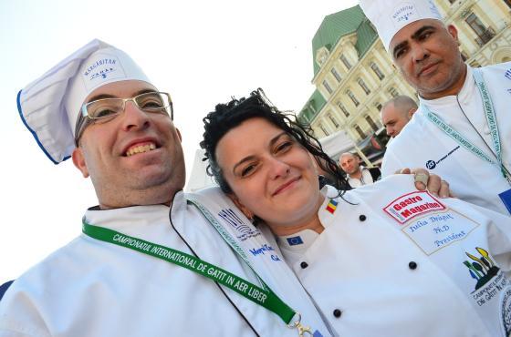 Campionatul International de gatit in aer liber, 17-18 martie 2012, Iasi
