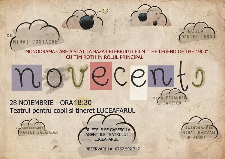 spectacol-novecento-teatrul-luceafarul-iasi-afis-28-noiembrie-2013