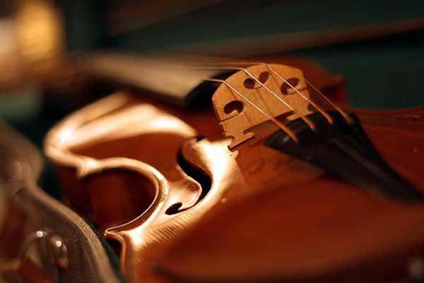tinere talente - recital de vioara