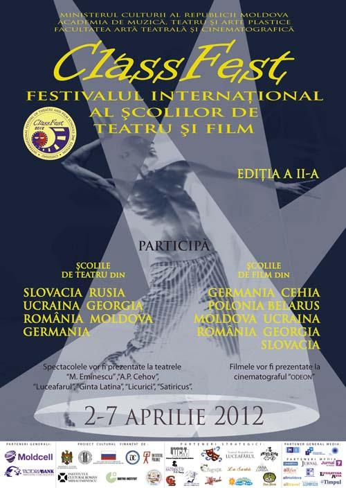 Afis ClassFest 2012