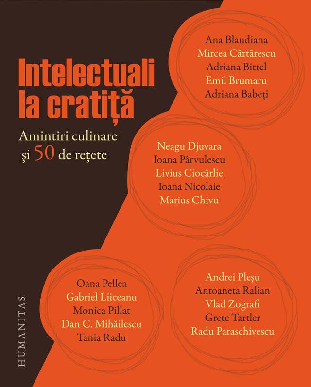 Intelectuali la cratita - Editura Humanitas