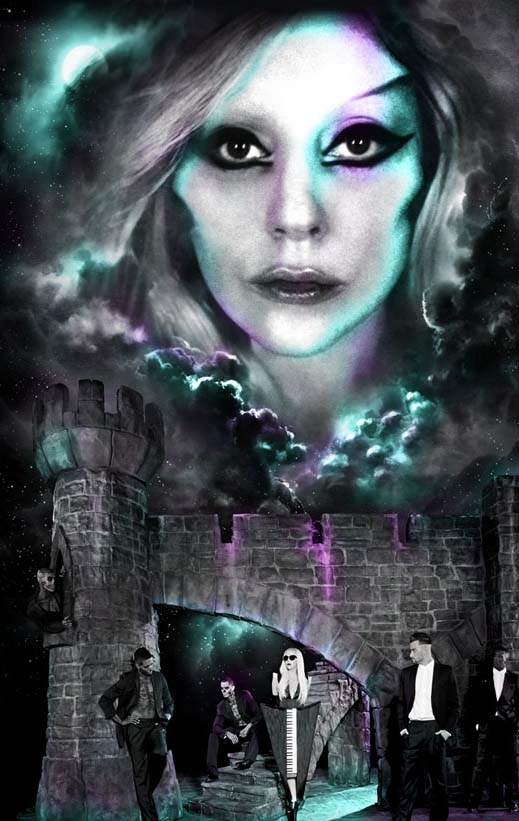 Lady Gaga - The born this way ball
