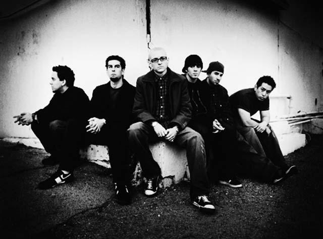 Linkin Park-6 iunie, Romexpo