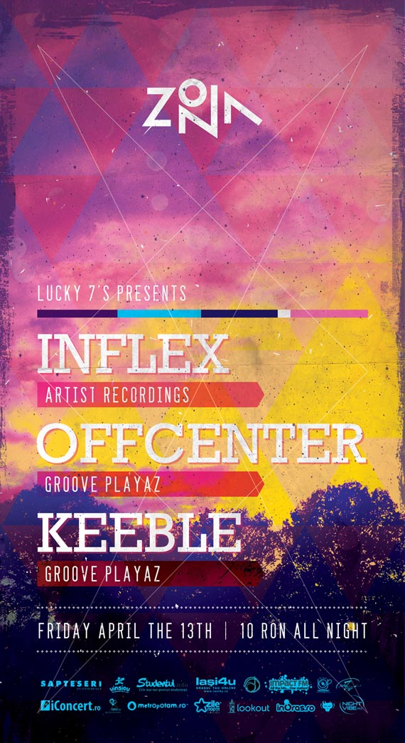 Inflex, Keeble & Offcenter