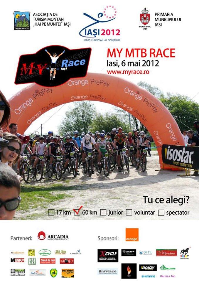 My MTB Race, 6 mai 2012