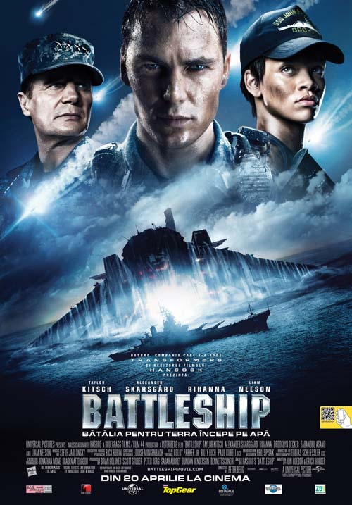 Poster Battleship (2012)