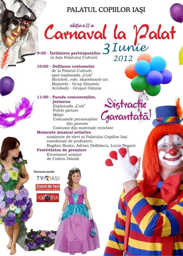 Afis Carnaval 2012