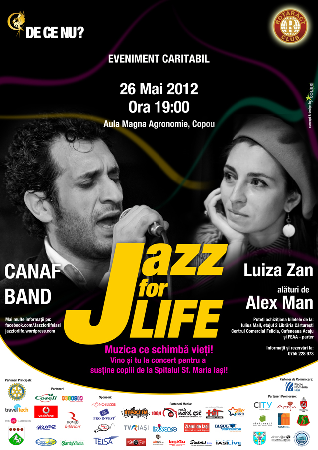 Afis Jazz for life