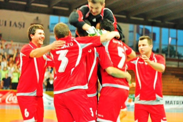 Campionatul Universitar de Fotbal 1