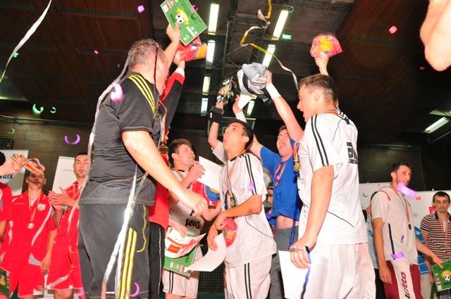 Campionatul Universitar de Fotbal 2
