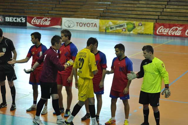 Campionatul universitar de fotbal - turneu final iasi 3