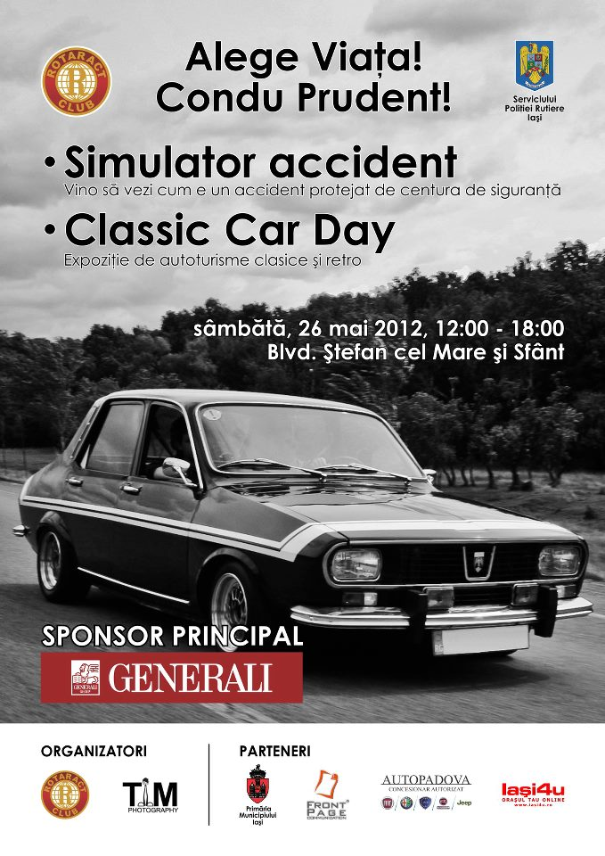 Classic Car day - Iasi 2012