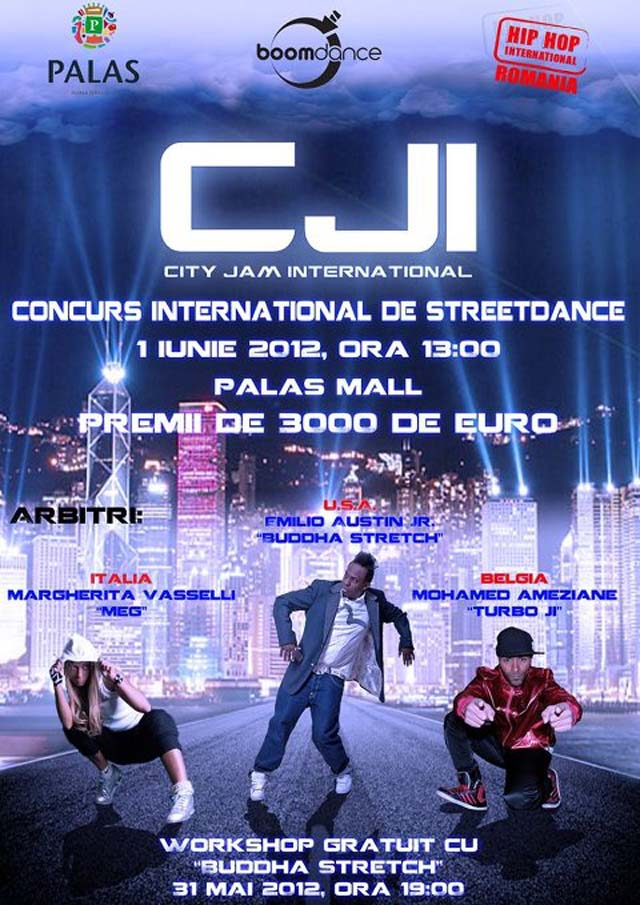 Concurs International de StreetDance