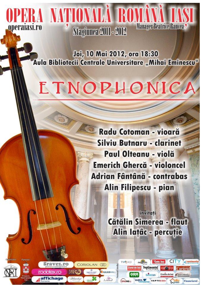 Etnophonica - Opera Iasi
