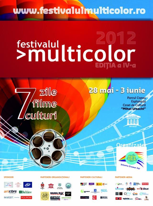 Festivalul Multicolor 2012