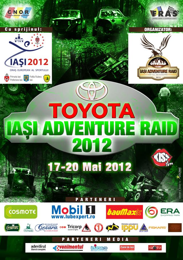 Iasi Adventure Raid 2012