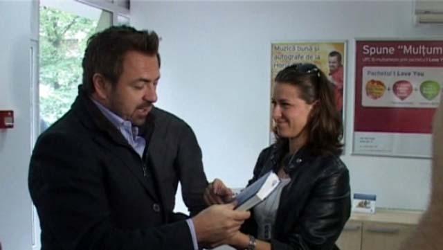 Interviu Horia Brenciu  Iasi
