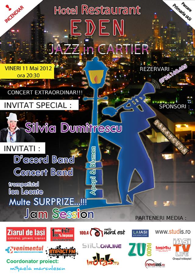 Jazz_In_Cartier - Silvia Dumitrescu