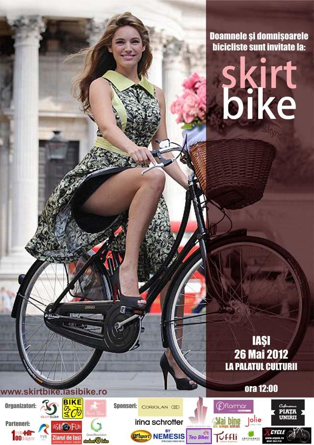 SkirtBike Iasi