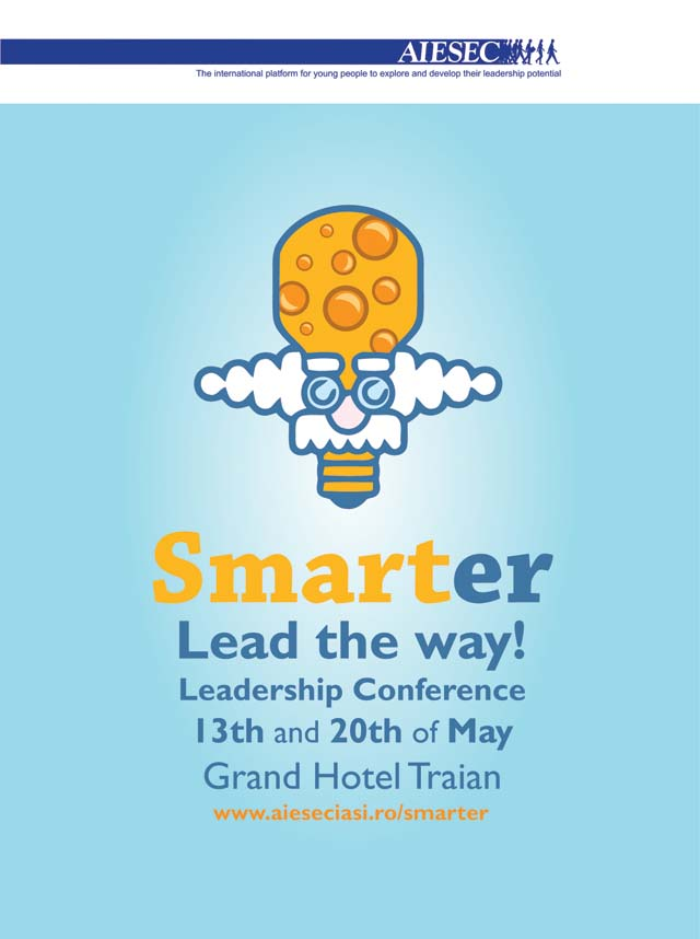 Smarter - lead the way - Iasi
