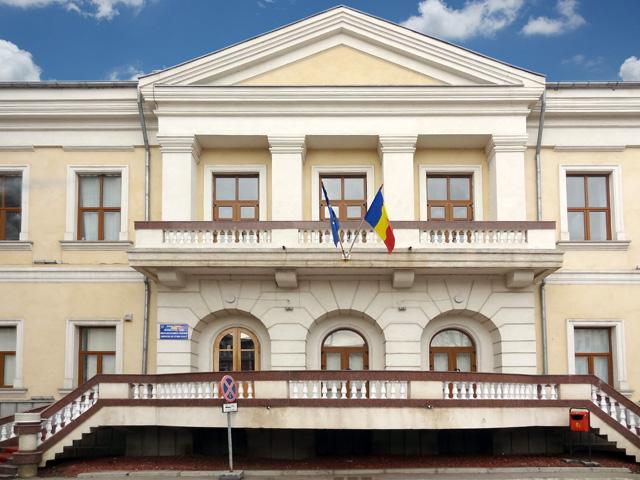 Palatul Lascar Cantacuzino-Pascanu - Starea Civila