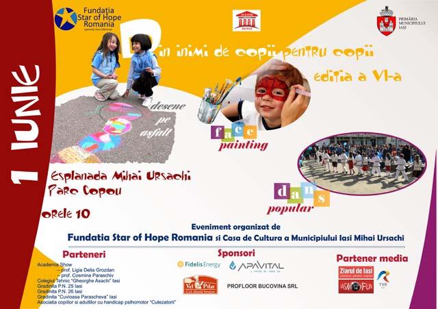 Star of Hope - Din inimi de copii pentru copii