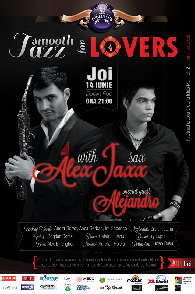 Afis Jazz For Lovers3'-pt web