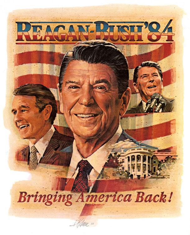Afis campanie prezidentiala SUA 15
