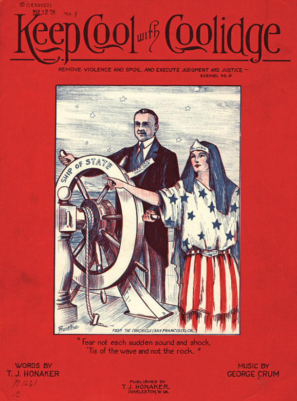 Afis campanie prezidentiala SUA 6