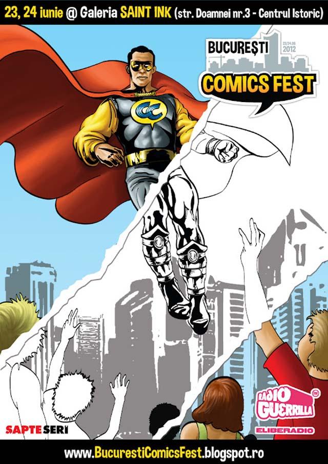 Bucuresti ComicsFest