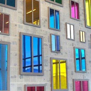 Folii reflectorizante geamuri