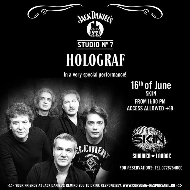 Holograf - Skin Summer Lounge