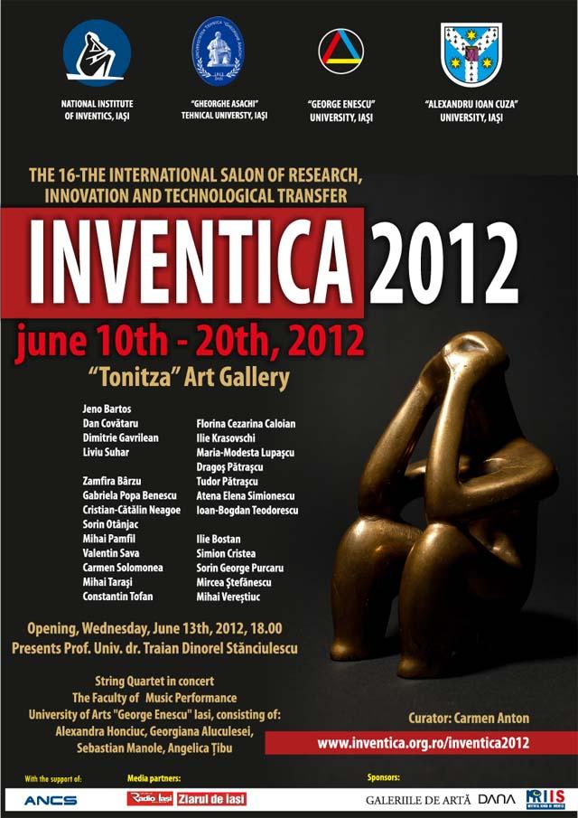 INVENTICA 2012 - Expozitia de Arta
