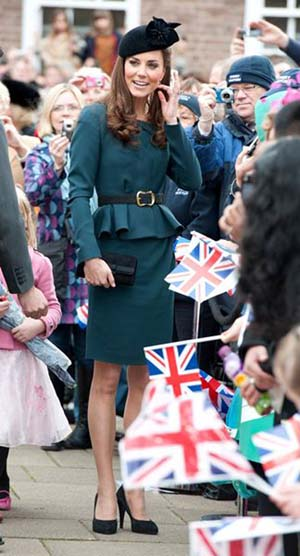 Kate Middleton - Ducesa de Cambridge