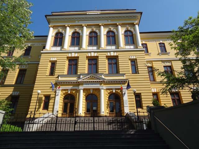 Liceul Negruzzi