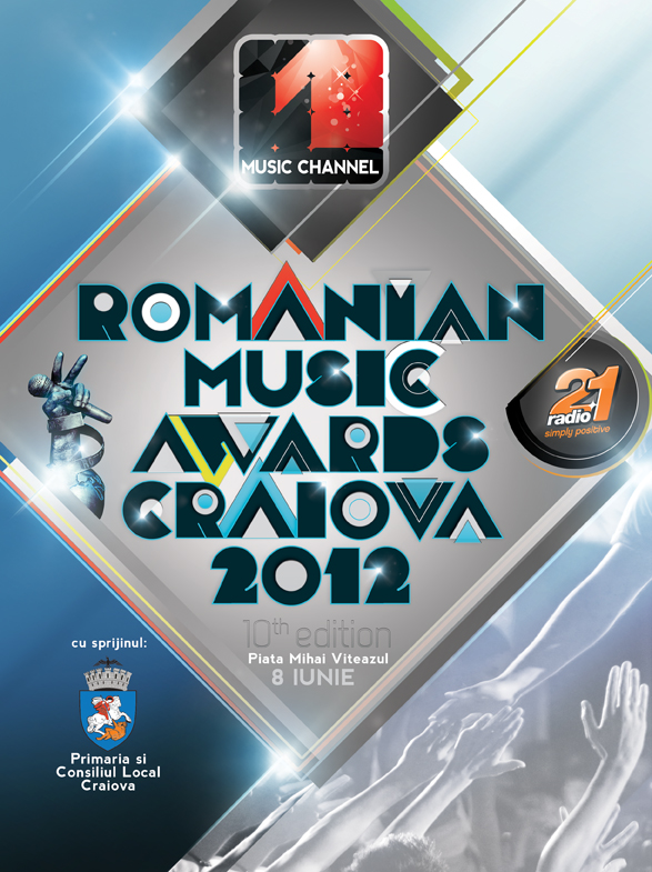 Romanian Music Awards 2012