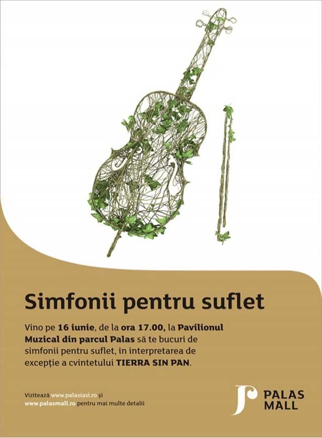 Simfonii pentru suflet - Palas Iasi