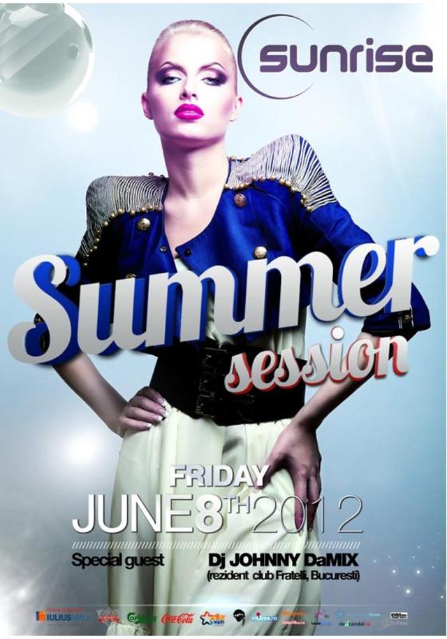 Summer Session - Official Opening Sunrise Club Iasi