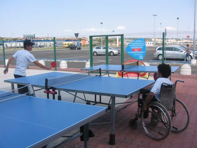 sportul accesibil tuturor