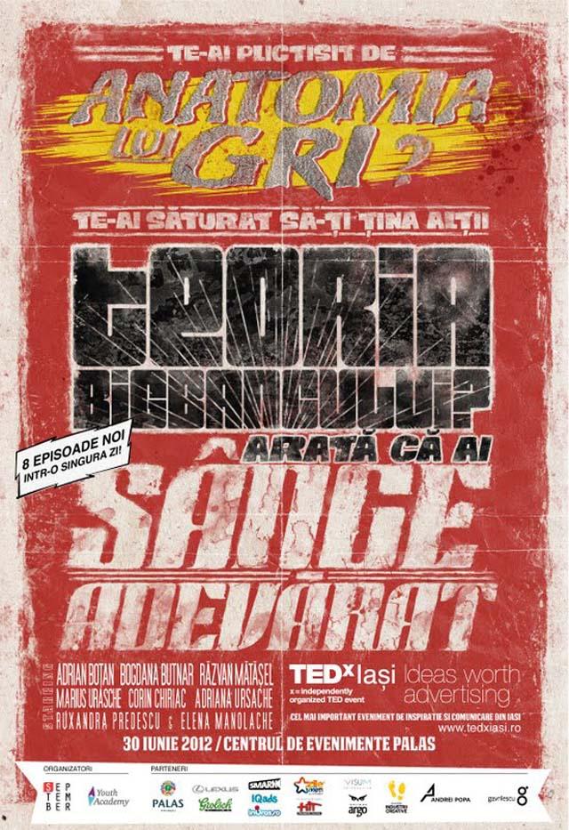 TEDx Iasi 2012