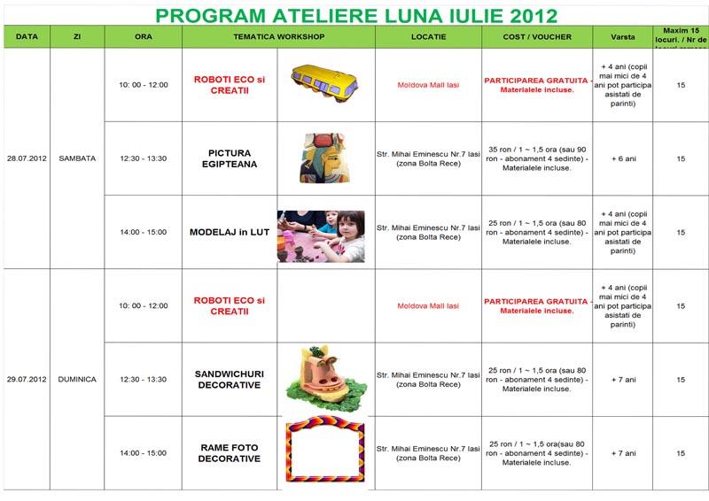Ateliere de Creatie si Indemanare - 28 - 29 iulie 2012 800