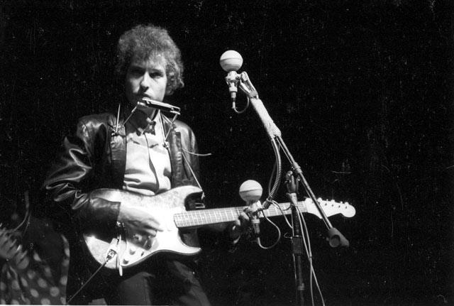 Bob Dylan 1965 - Newport Folk Festival