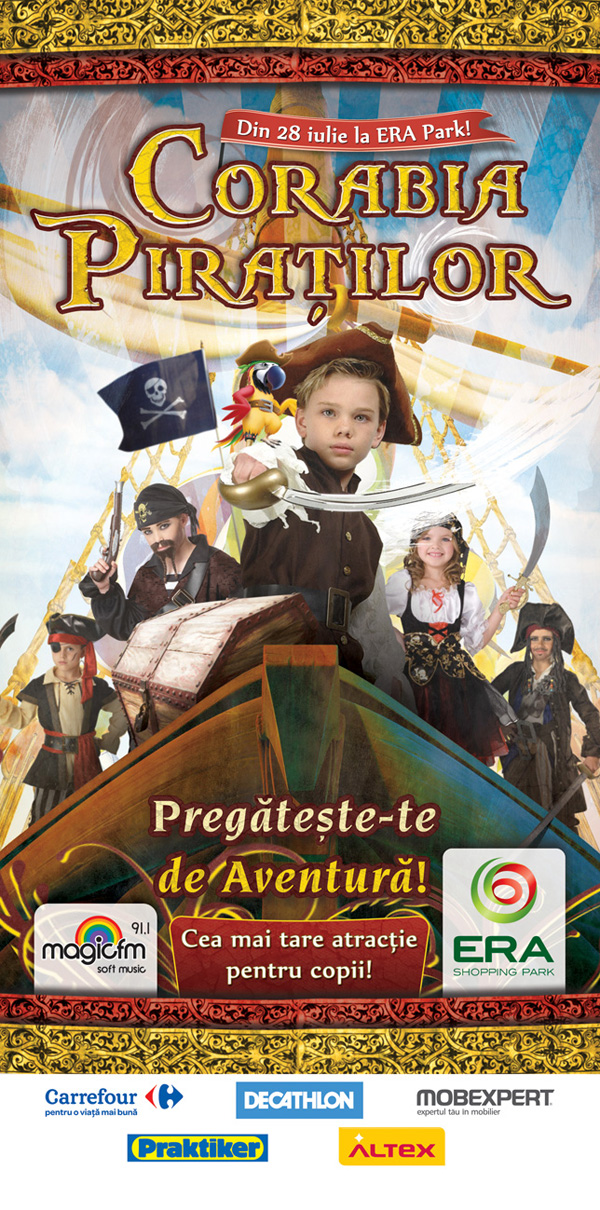 Corabia Piratilor @ ERA Park(1)