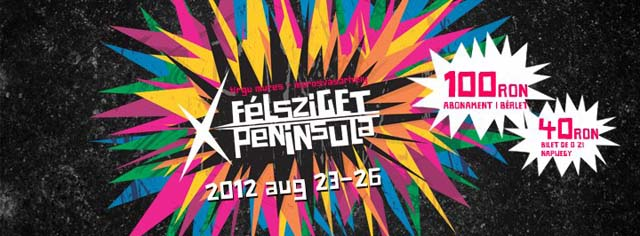 Festivalul Peninsula 2012