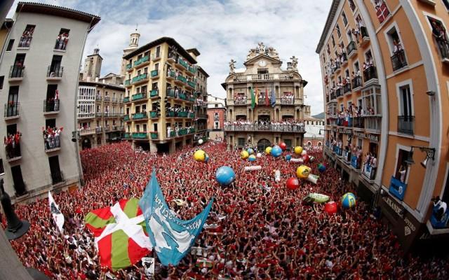 Festivalul de la Pamplona09