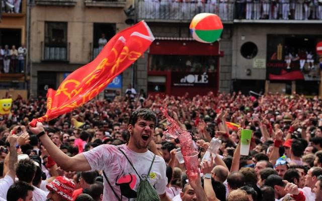 Festivalul de la Pamplona12