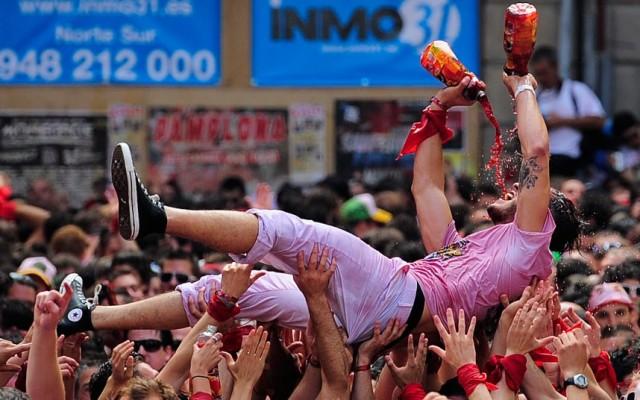 Festivalul de la Pamplona16