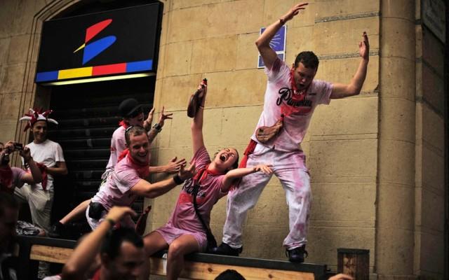 Festivalul de la Pamplona18